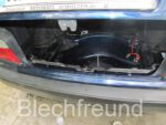 BME E36 Kofferraumdichtung Kantenrost