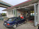 TÜV / HU Oldtimer Tankstelle